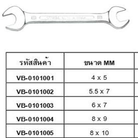 VB-ประแจ